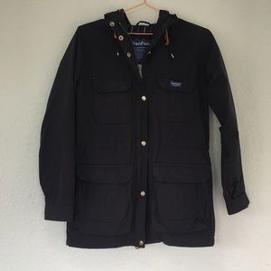 Penfield x Madewell xs Kasson parka hooded jacket